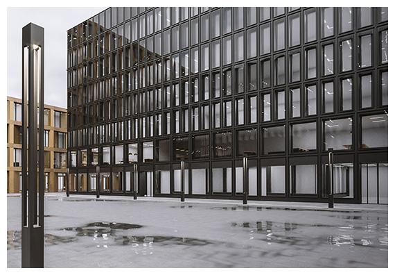 Max Dudler building
